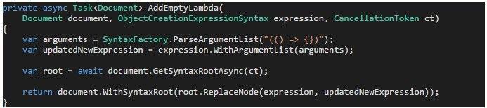 Various Syntax Analyzer EP